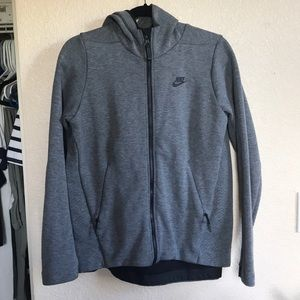 Nike Fleece tech Jacket